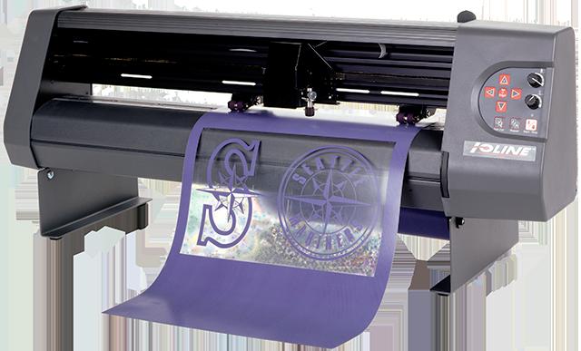 Ioline 100 Cutter | Heat Transfer Printer & Cutter | Ioline